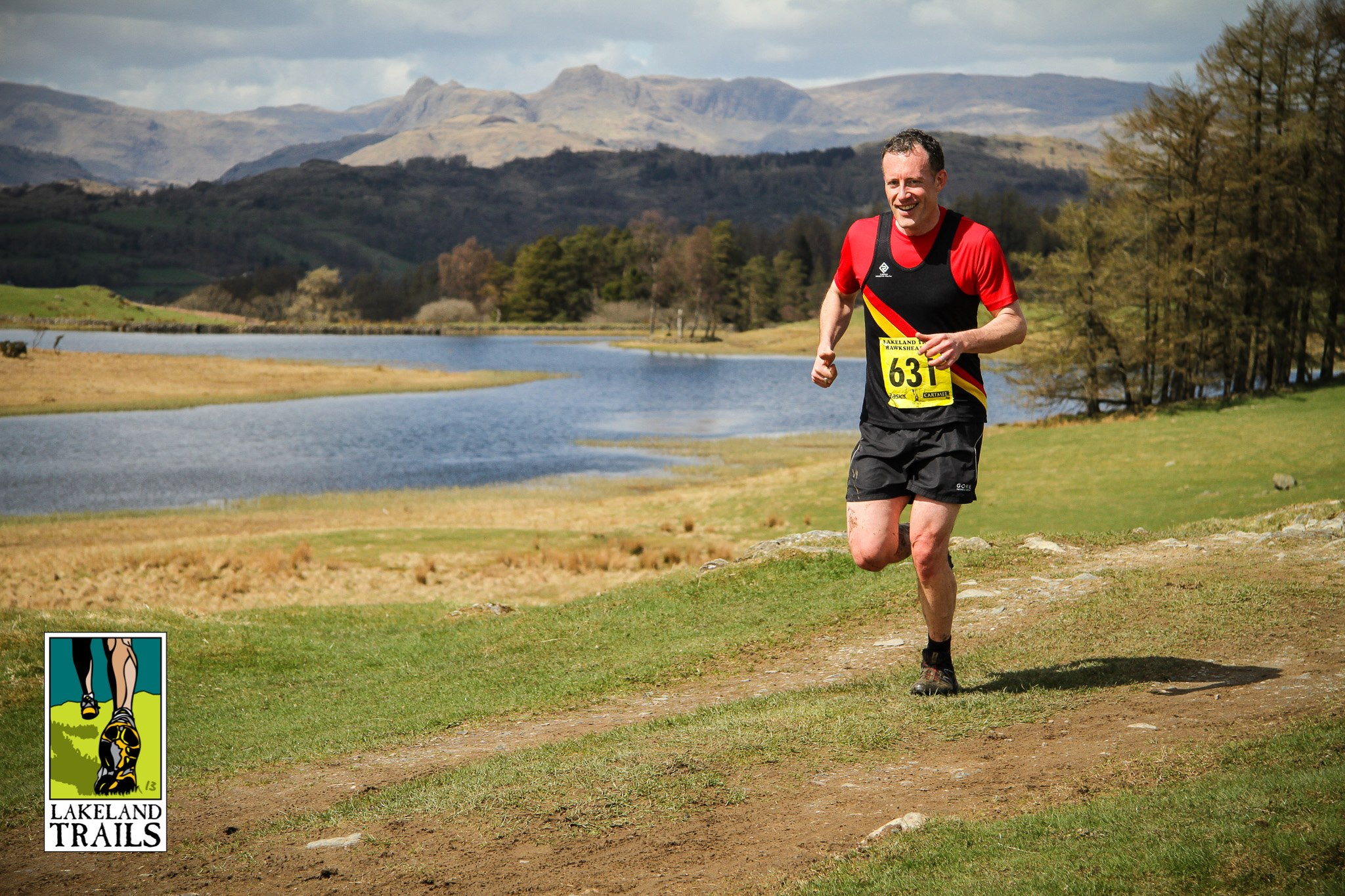 Hawkshead lakeland trails